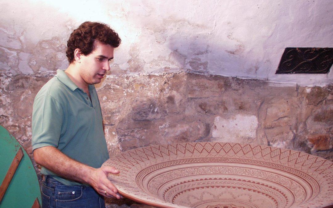 EL ALFARERO PABLO TITO PROTAGONIZARÁ UNA CLASE MAGISTRAL EN LA UNIVERSIDAD DE JAÉN