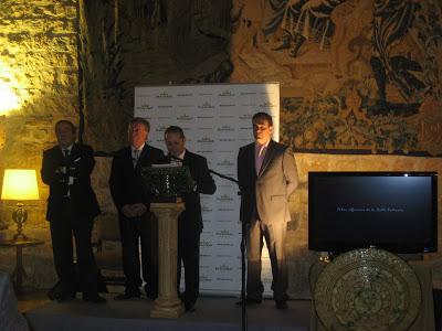 EL PARADOR DE SANTA CATALINA ACOGE LA EXPOSICIÓN 'MEMORIA DE LO COTIDIANO' QUE RECORRE LA HISTORIA DE JAÉN A TRAVÉS DEL TRABAJO DEL MUSEO DE ALFARERÍA