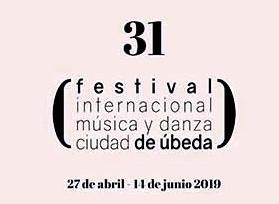 """Nuestro Museo «Vive lo nuevo» colaborando con el XXXI Festival de Música y Danza """"Ciudad de Úbeda"""""""