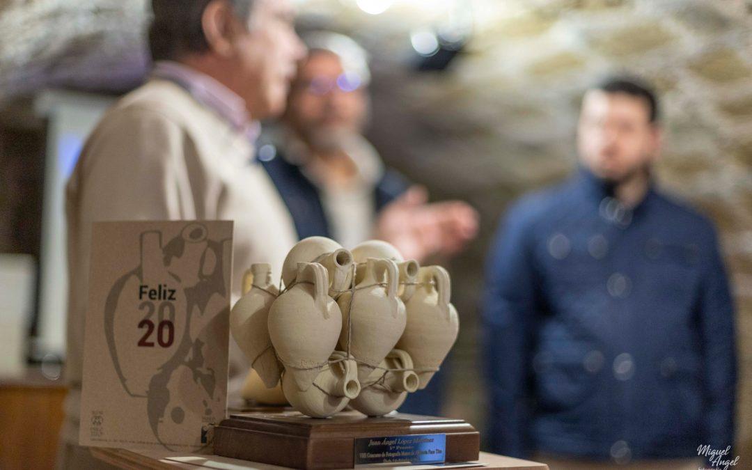 Entrega de premios del VIII concurso de fotografía Museo Paco TITO