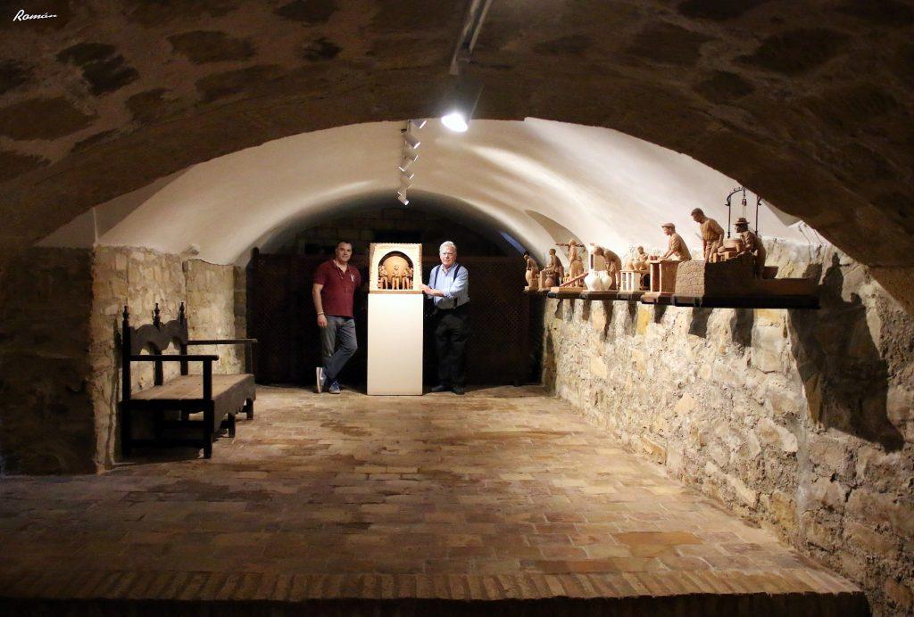 Nuevo espacio expositivo del Museo de Alfarería