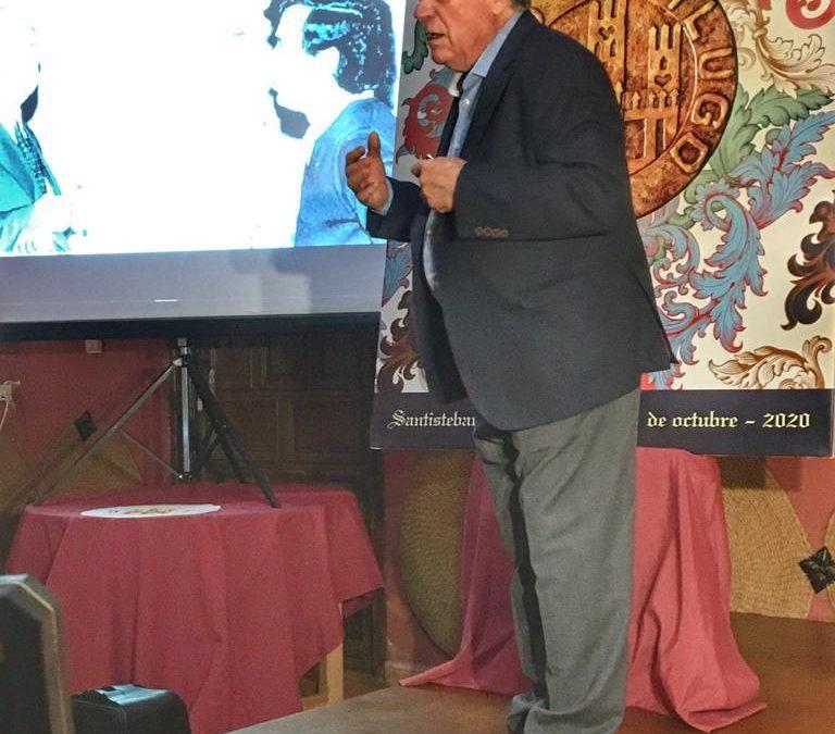 Paco TITO miembro del ATENEO ILUGO