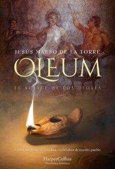 Portada OLEUM, el aceite de los Dioses